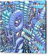 Plastique Canvas Print
