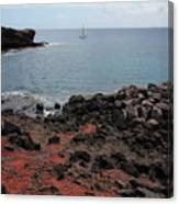 Playa Blanca - Lanzarote Canvas Print