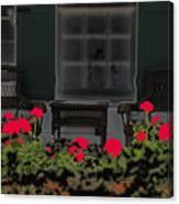 Pleasant Evening Canvas Print
