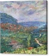 Pleasant Vale Canvas Print