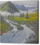 Pleasant Valley Canvas Print