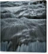Plitvice Cascades #2 Canvas Print