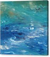 Plongee Dans Le Merveilleux Canvas Print