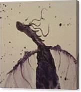 Plum Magical Canvas Print