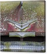 Plymouth V8 Canvas Print