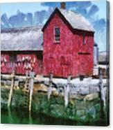 Pnrf0513 Canvas Print