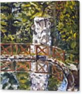 Pod Kvadakem Canvas Print