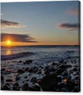 Point Allerton Sunrise - Nantasket Island Canvas Print