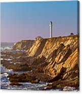 Point Arena Canvas Print