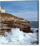 Point Conception Lighthouse Canvas Print