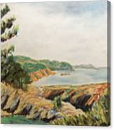 Point Lobos Canvas Print