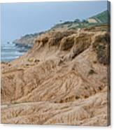 Point Loma Coastline Canvas Print