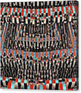 Point Of Veiw Canvas Print