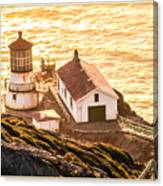 Point Reyes Lighthouse 2 Canvas Print