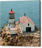 Point Reyes Lighthouse II Canvas Print
