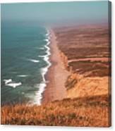 Point Reyes National Seashore Canvas Print