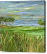 Point St. Francis Canvas Print