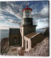 Point Sur Lighthouse - California  Canvas Print