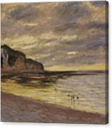 Pointe De Lailly Canvas Print