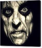 Poison Alice Cooper Canvas Print