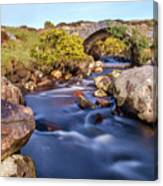 Poisoned Glen Bridge Canvas Print