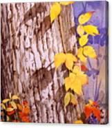 Poisonous Beauty Canvas Print