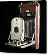 Polaroid 95a Land Camera Canvas Print
