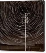 Pole Star Canvas Print