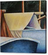 Poles Canvas Print