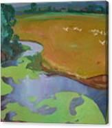 Polesia Canvas Print