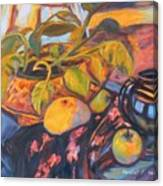 Pollys Plant Canvas Print