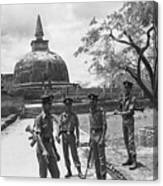 Polonnaruwa  Canvas Print