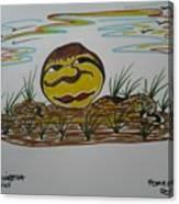 Pomme De Terre-potato-  Canvas Print