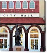 Ponca City City Hall Canvas Print