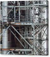 Ponca City Refinery Two Canvas Print