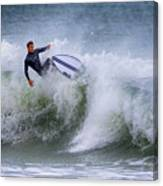 Ponce Surf 2017 Canvas Print