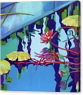 Pond 4 Pond Series Canvas Print