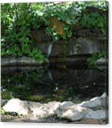 Pond At Twu 2 Canvas Print