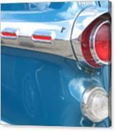 Pontiac Classic Canvas Print