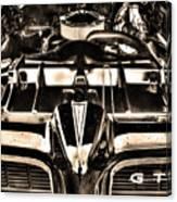 Pontiac Gto 028 Canvas Print