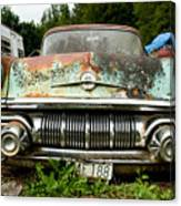 Pontiac Smile Canvas Print