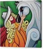 Pony Girl #1 Canvas Print