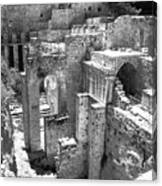 Pools Of Bethesda Canvas Print
