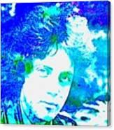 Pop Art Billy Joel Canvas Print