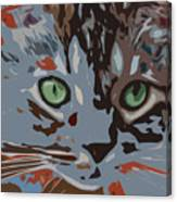 Purrfection Canvas Print