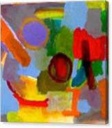 Pop Pop's Toolbox Canvas Print