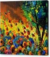 Poppies 456150 Canvas Print