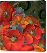 Poppy Canvas Print
