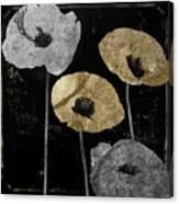 Poppyville Canvas Print