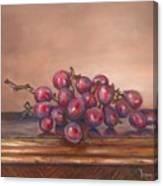 Popsies Table Canvas Print